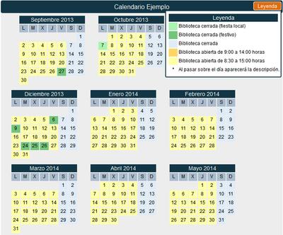 Nuevo Componente Avanzado: Calendario UCA