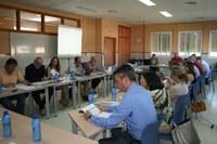 Imagen de la sexta sesión del II PEUCA