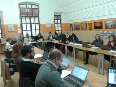 El Comité del II PEUCA culmina su labor con el análisis de las sugerencias recibidas al Documento Resumen durante el período de exposición pública.