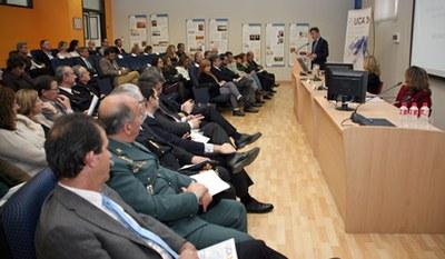 La UCA presenta el Documento de Avance del II Plan Estratégico a representantes institucionales y sociales.